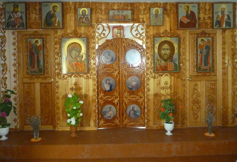 внутренний вид храма 2
